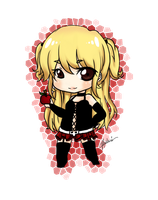 Death Note: Misa-chan by khimberly057