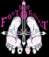 The Blackened Foot Fetishist by forgemaster18