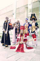 Trinity Blood: Menagerie by wisecraxx
