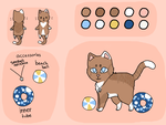 Beach Kitty Adopt - Closed by Buttery-Adopts