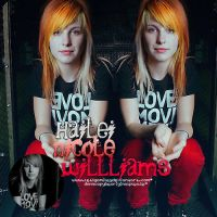 Simply Blend Hayley Williams by Letsgomiley