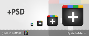 8 Google Plus icons by suraj78