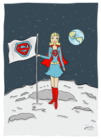 Supergirl by LaFoi