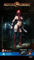Scarlet cosplay MK9 by AsherWarr