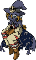 Wizardmon Solo by Tigryph