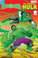 Green Lantern versus the HULK by WestStudio3