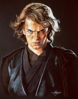 Anakin Skywalker by Ninjacompany