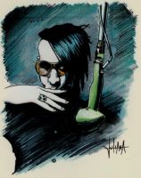 M. Manson by Sikl