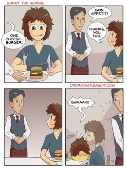 How is your French? by Djeroon