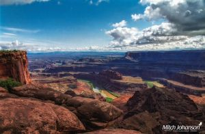 Red Rock View by mjohanson