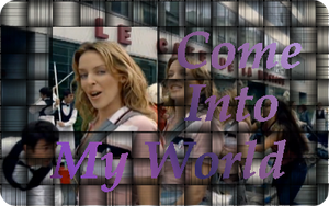 Kylie Minogue - Come into my world by Susanow0