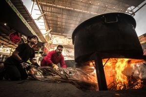 Moharram Cooking2 by Hamooor