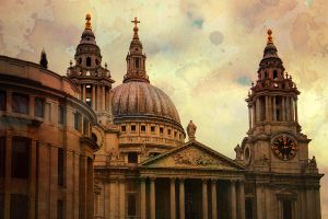 st. pauls by greyfin