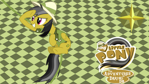 The Adventures of Daring Do [Wallpaper] by SonicRainBoomFTW