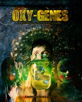 Oxy-Genes Movie Poster by emilieleger