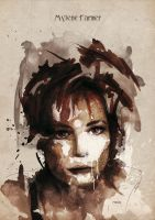 Mylene Farmer by neo-innov