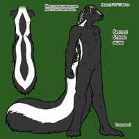 Veritas Refsheet by BlueLadyAces