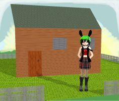 My first MMD Stage and DL by KaylaChan92