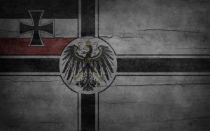 Imperial War Flag by rockanatic