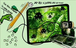 Wallapaper by dactiruriruri