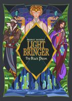 cover for light bringer volumn II chinese version by breath-art