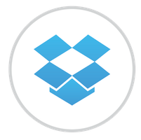 Dropbox V2 Icon for Mac OS X by hamzasaleem