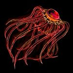 Jellyfish glow by Wasted-Art