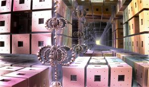 buildings with bulb creations by Andrea1981G
