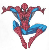 Spidey Series: Classic Spider-Man by RobertMacQuarrie1