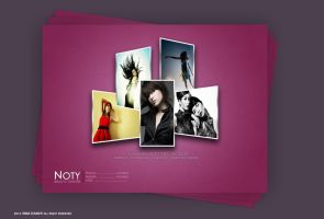 NOTY.beauty.center Brochure by jooyousef
