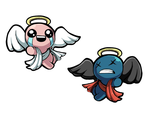 Binding of Isaac Charm Designs by TheKiwiSlayer
