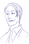 Hannibal Sketch by caniday