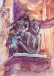Whispers - Watercolors by AuroraWienhold