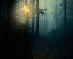 The Mirkwood - The encounter with the necromancer by ArkanumTenebrae