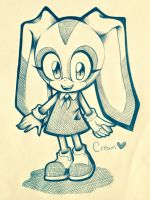 Cream the Rabbit by Sannimo