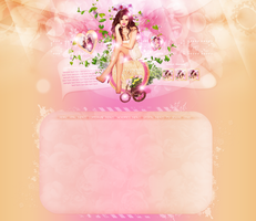 Selena PSD Theme by cherryproductionsorg