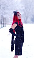 Red Hair by ClarissaSchwarz