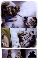 House of the Dead Pt. 2 Comic by aellise