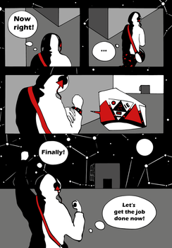 SATELLITE phase I page 3 by 22ndCLOWN