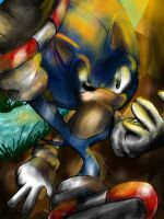 Sonic Green Hill Zone by CrystallineJewel0