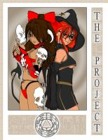 The Project: Title Page by Lokai2000