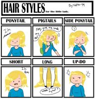 Hair style meme - Fionna the human by natto-uzumaki