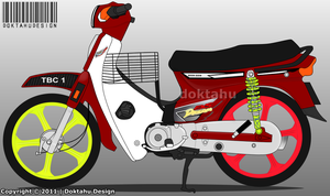 Honda Ex5 Dream by Doktahu