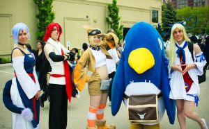AN2011:Disgaea group by LeTrefle