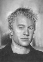 Heath Ledger by nakusta