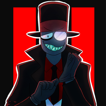 Black Hat by The-NoiseMaker