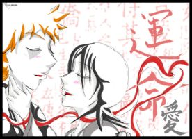 Ichiruki for Lazylad by Ariall