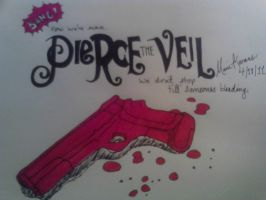 Pierce the Veil by miaiko