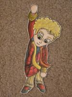 Doctor Who Chain - Six by thedarkenedkeeper
