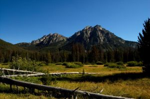 Sawtooth Mountains 1 2008 by pricecw-stock